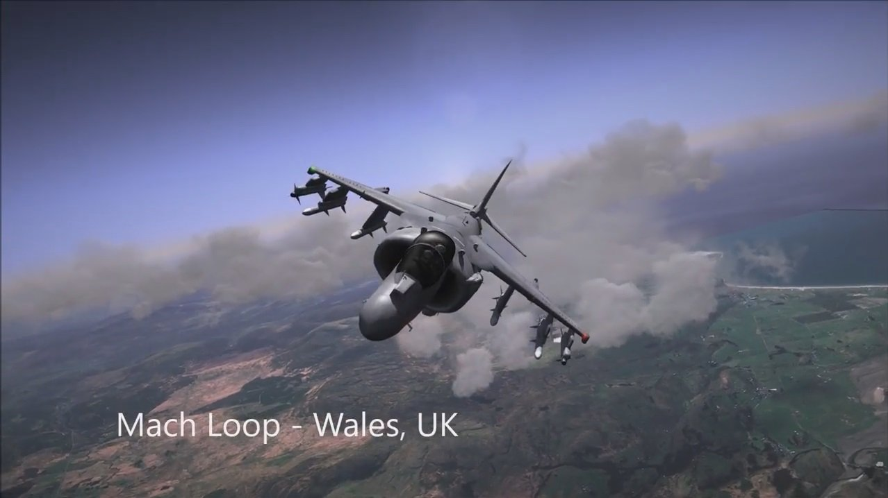 Clips from Combat Air Patrol 2