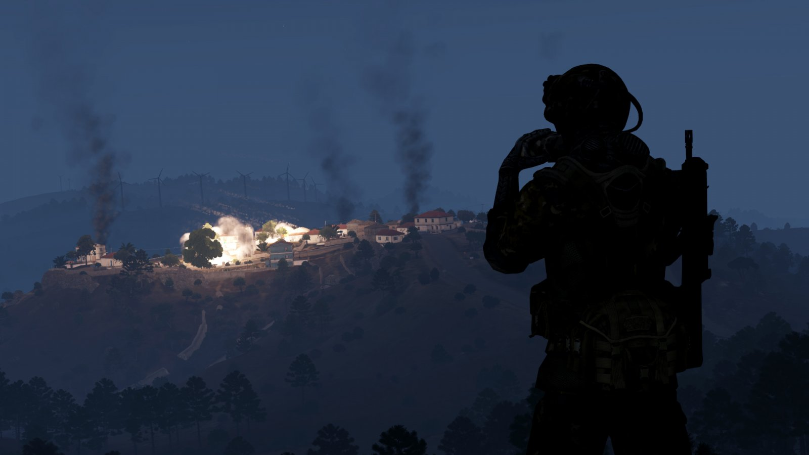 Arma 3 Laws of War Screenshot 2