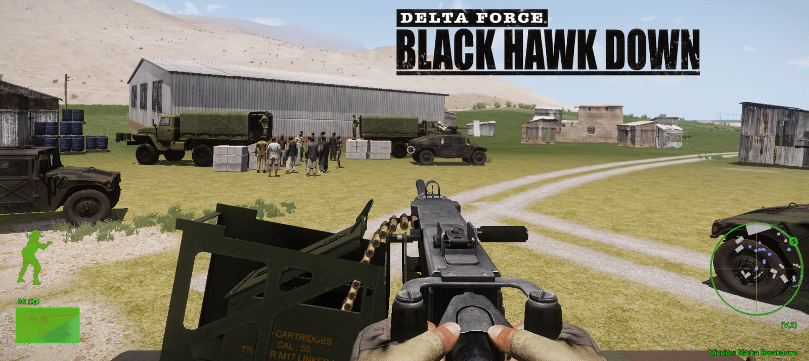 Delta Force Black Hawk Down - Marka Breakdown A3