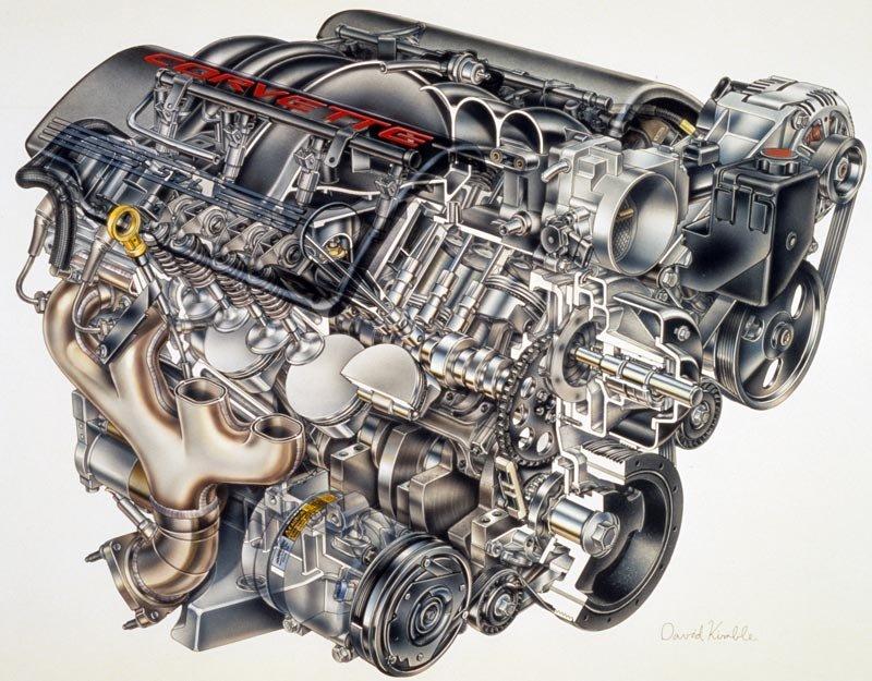 LS1-B2 cutaway