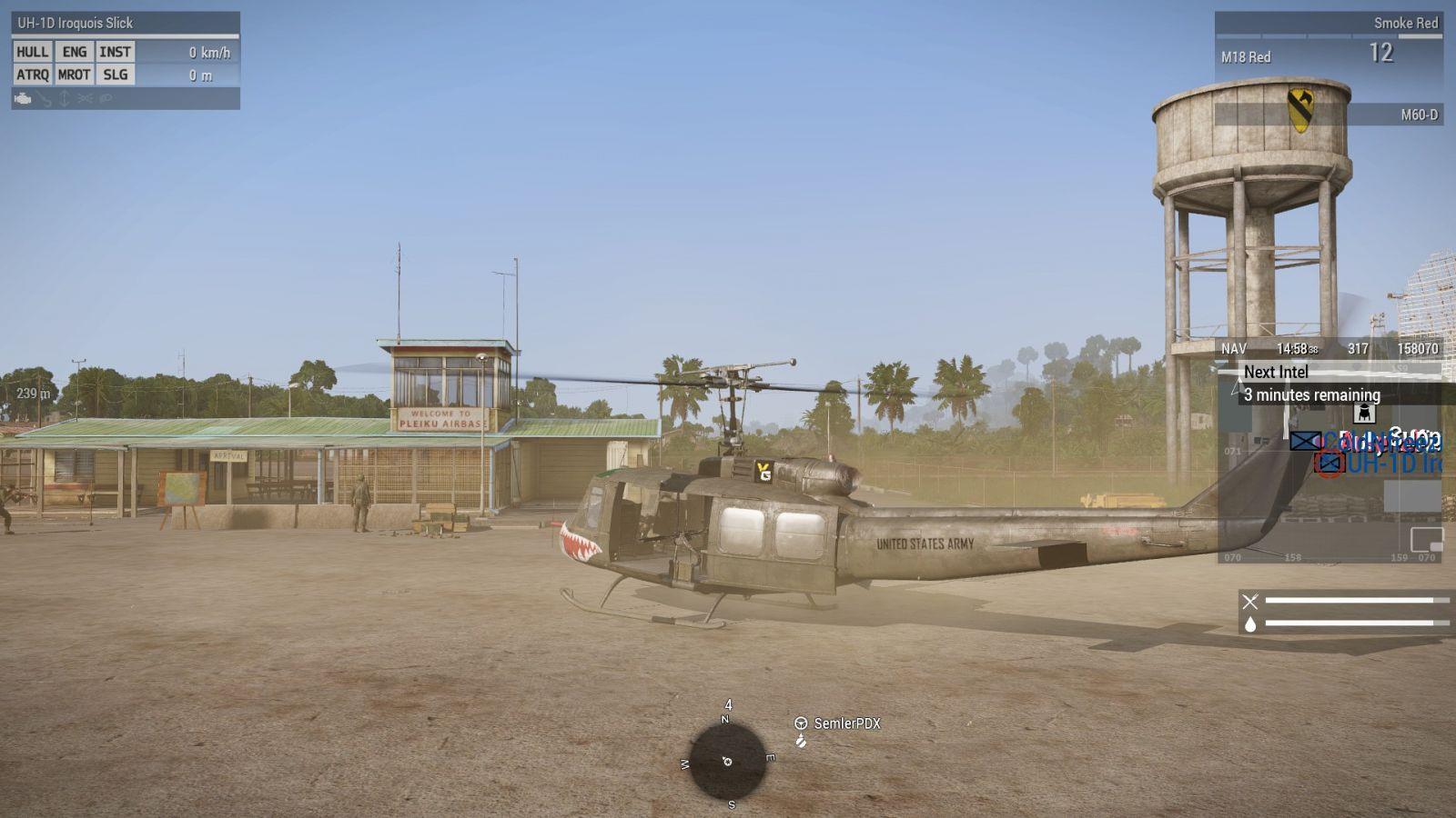 VG Arma 3 Mike Force Server