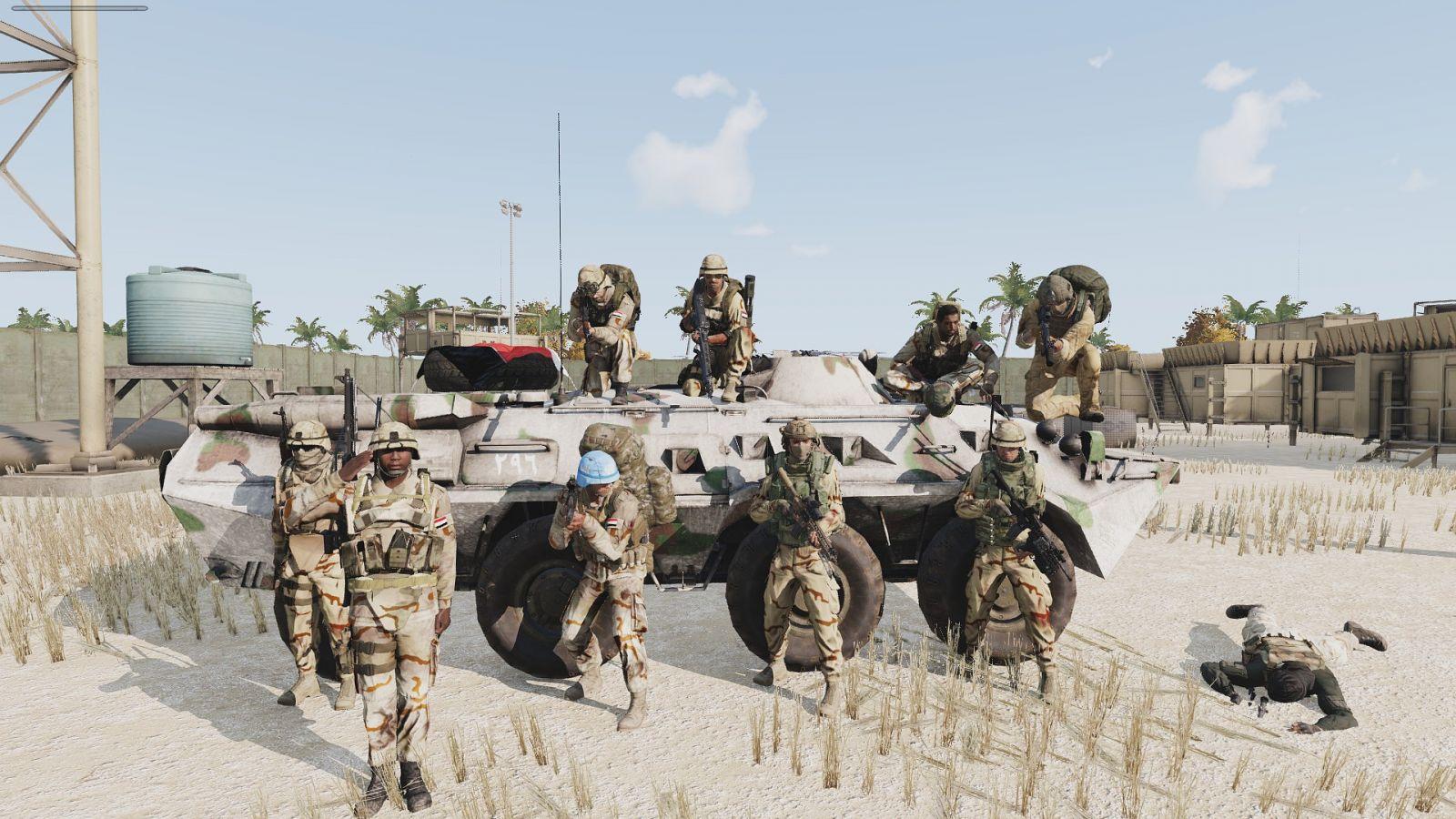 Operation Fallujah Freedom